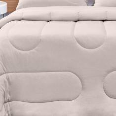 Imagem de Edredom Queen Altenburg Malha In Cotton 100% algodão Greige - Bege