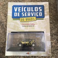 Imagem de Miniatura Chevrolet Celta Detran Veículos De Serviços