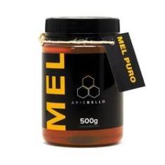 Mel Puro Silvestre Pote 500g ApisBello