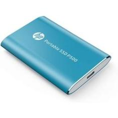 SSD Externo 120GB USB-C 3.1 P500  - HP
