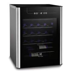 Adega Climatizada por Compressor 24 garrafas Electrolux ACS24
