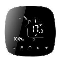 Imagem de BHT-001 Inteligente controlador de temperatura Graffiti Wifi-Market Demanda Para Casa
