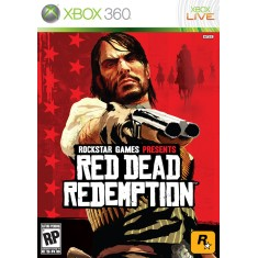 Imagem de Jogo Red Dead Redemption Xbox 360 Rockstar