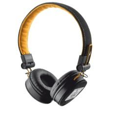 Headset com Microfone Trust Urban Revolt Fyber Dobrável Gerenciamento de chamadas