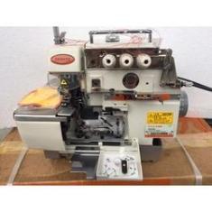 Imagem de Máquina de Costura Overlock c/ BK, Ponto Cadeia, 2 Agulhas, 4 Fios, FY44BK