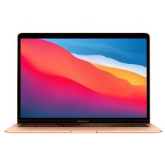 "Macbook Apple Air M1 13,3"" 8GB SSD 512 GB Tela de Retina Mac OS Bluetooth"