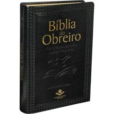 Bíblia do Obreiro - Revista e Corrigida - Sbb - Sociedade Biblica Do Brasil - 7898521811662