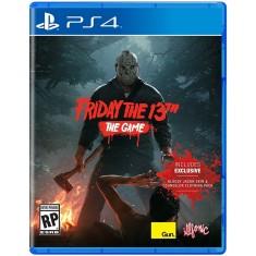 Jogo Friday the 13th The Game PS4 Gun Media