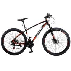 Imagem de Bicicleta Shimano Lazer 21 Marchas Aro 29 Freio a Disco Mecânico Safeway