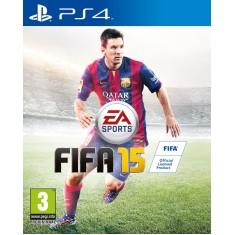 Jogo FIFA 15 PS4 EA