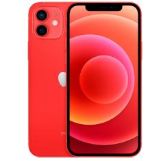 Smartphone Apple iPhone 12 Mini Vermelho 256GB iOS Câmera Dupla