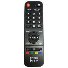 Imagem de Controle Remoto Receptor TV HTV 3 5 Smart 4K Full HD