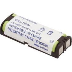 Baterial Recarregável Para Telefone Sem Fio Panasonic 800mah 2.4v Hhr-p105 Genérico