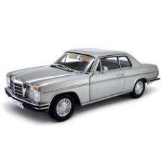 Imagem de Mercedes Benz Strich 8 280c Coupé Sunstar Platinum 1:18 Prata
