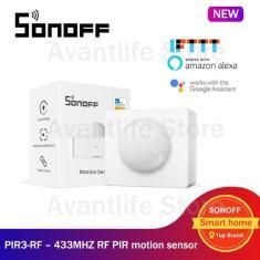 Imagem de Sonoff PIR3-RF pir sensor de movimento inteligente cenas alerta/modo normal notificação ewelink app
