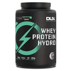 Whey Protein Hidrolisado Pote (900G) - Sabor Chocolate, Dux Nutrition