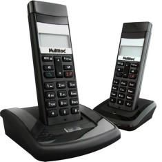 Telefone sem Fio Multitoc com 1 Ramal MU210C