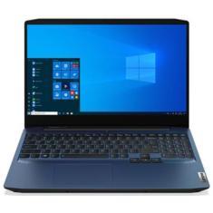 """Imagem de Notebook Gamer Lenovo IdeaPad 3i 82CG0002BR Intel Core i5 10300H 15,6"""" 8GB SSD 256 GB"""
