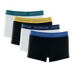 Imagem de Kit 4 Cueca Boxer Cotton Calvin Klein