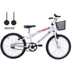Imagem de Bicicleta Saidx Lazer Aro 20 Freio V-Brake Kitty