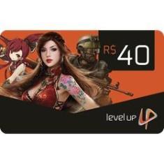 Imagem de Gift Card Digital Level Up R$ 40