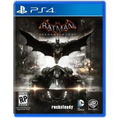 Jogo Batman Arkham Knight PS4 Warner Bros