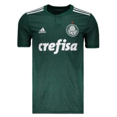 282c64e997 Camisa Palmeiras I 2018 19 Torcedor Masculino Adidas
