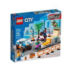 Imagem de LEGO City Parque de Skate 195 Peças 60290