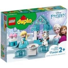 Imagem de LEGO Duplo Frozen - A Festa do Chá da Elsa e do Olaf 10920