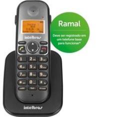 Telefone Intelbras sem Fio TS 5121 Ramal -  - 4125121