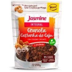 Granola Castanha de Caju Jasmine 250g