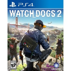 Jogo Watch Dogs 2 PS4 Ubisoft
