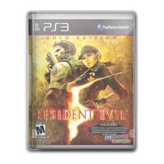 Jogo Resident Evil 5: Gold Edition PlayStation 3 Capcom