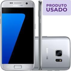 Imagem de Smartphone Samsung Galaxy S7 Usado 32GB Android
