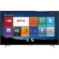 "Smart TV TV LED 32"" TCL Netflix L32S4700S 3 HDMI"