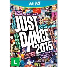 Jogo Just Dance 2015 Wii U Ubisoft