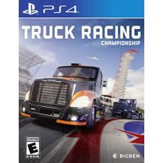 Jogo Truck Racing Championship PS4 Nacon
