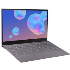 "Notebook Samsung Galaxy Book S NP767XCM-K02BR Intel Core i5 L16G7 13,3"" 8GB SSD 512 GB Touchscreen"
