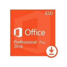 Microsoft Office 2016 Professional Plus 32/64 Bits - Download
