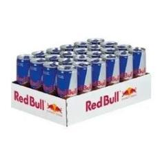 Imagem de Energético Red Bull - Pack com 24 Unidades