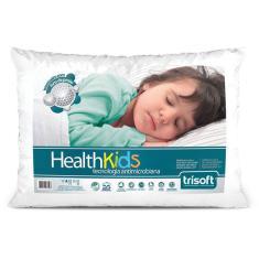 Imagem de Travesseiro Infantil Health Kids Trisoft