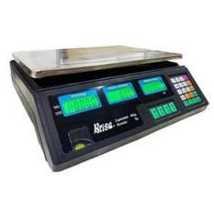 Imagem de Balança Eletrônica Digital 40kg Bivolt 110/220 Bateria Interna