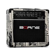 Imagem de Amplificador Cubo Para Guitarra Strike G30 15W - Jornal Borne