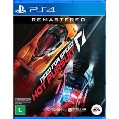 Jogo Need for Speed Hot Pursuit Remastered PS4 EA