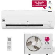 Imagem de Ar-Condicionado Split LG 24000 BTUs Quente/Frio S4NW24KE311.EB2GAMZ