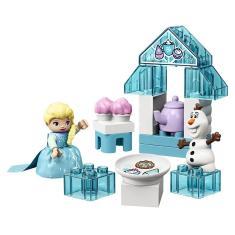 Imagem de LEGO DUPLO - A Festa do Chá da Elsa e do Olaf