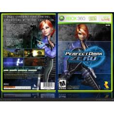 Jogo Perfect Dark Zero Xbox 360 Microsoft