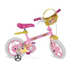 Bicicleta Bandeirante Princesas Aro 12 Disney 3105
