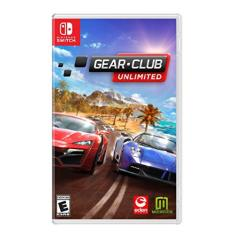 Jogo Gear.Club Unlimited Eden Studios Nintendo Switch