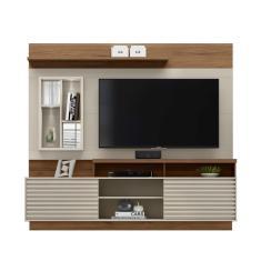 Imagem de Estante Home Theater E TV De Até 65 P Eldorado Off Nog